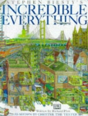 Incredible Everything (Cross Sections) by Platt, Richard Hardback Book The Cheap