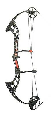 New 2016 PSE Stinger X Compound Bow 70# Right Hand Skullworks 2 Camo