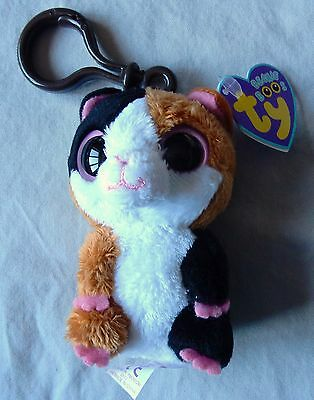 ROMEO the GORILLA KEY CLIP TY Beanie Boo NEW with MINT TAGS