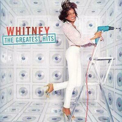 Whitney Houston : The Greatest Hits CD 2 discs (2004) FREE Shipping, Save £s