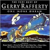 Gerry Rafferty : One More Dream: Very Best Of CD Expertly Refurbished Product