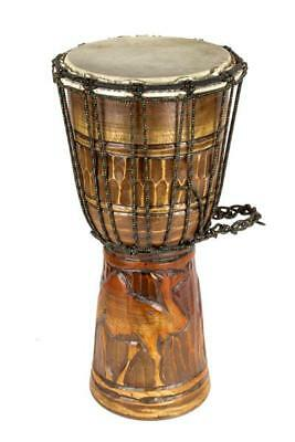 50cm Djembe Drum Professional Bongo Good Sound Camel Free Fast delivery 3-4 days