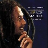 Bob & The Wailers Marley : Natural Mystic-Legend Lives On CD Fast and FREE P & P