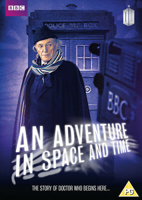 Doctor Who: An Adventure in Space and Time DVD (2013) David Bradley ***NEW***