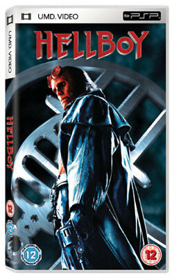 Hellboy [UMD Mini for PSP] [2004] DVD