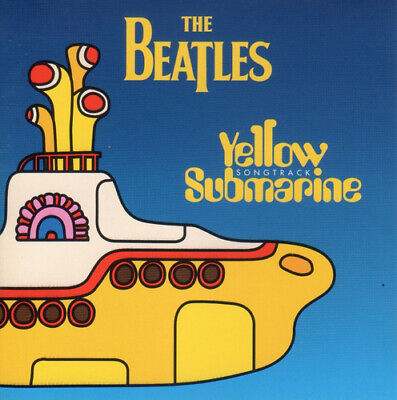 The Beatles : Yellow Submarine Songtrack CD (1999)