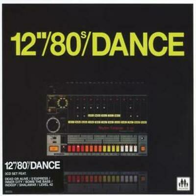 "Various Artists : 12""/80s/Dance CD (2006)"