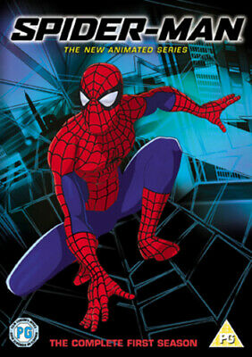 Spider-Man: The Animated Series - Complete Season 1 DVD (2012) Audu Paden