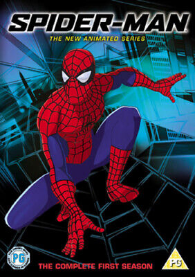 Spider-Man: The New Animated Series - The Complete First Season DVD (2012) Stan