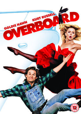 Overboard DVD (2001) Goldie Hawn, Marshall (DIR) cert 12 FREE Shipping, Save £s