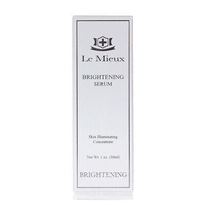 Le Mieux Brightening Serum 1oz/30ml New In Box