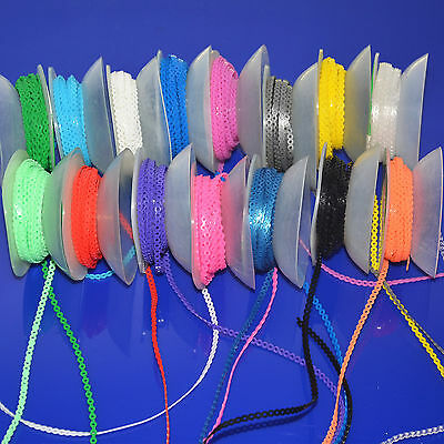 10 Roll Short Size Colorful Dental Orthodontic Elastic Power Chain