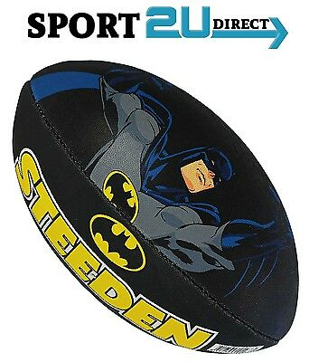 [bargain] Official Steeden Batman Rugby League Football | Size 3