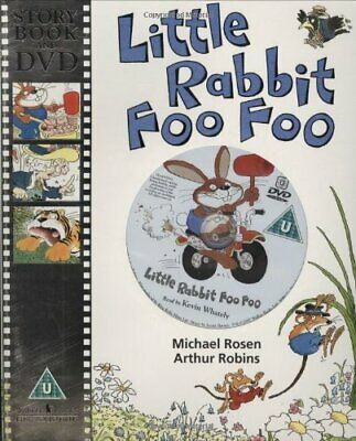 Little Rabbit Foo Foo with DVD (Book & DVD), Michael Mixed media product Book