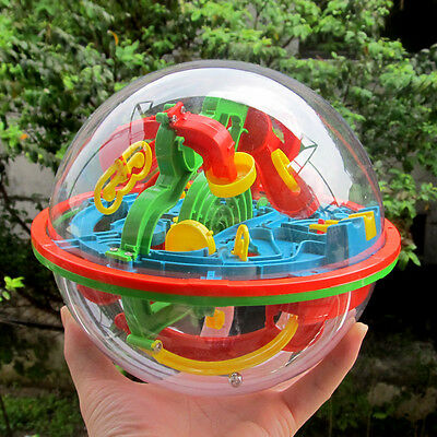 Hot Addictaball Large Puzzle Ball Addict a Ball Maze 3D Puzzle Game Toy Fun Gift