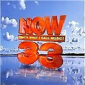 Various Artists : Now Thats What I Call Music! 33 CD FREE Shipping, Save £s