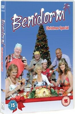 Benidorm: Christmas Special 2010 DVD (2011) Jake Canuso cert 15 Amazing Value