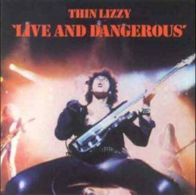 Thin Lizzy : Live and Dangerous [australian Import] CD (1993)