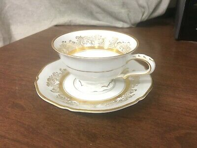 Hutschenreuther The Clifton Cup & Saucer