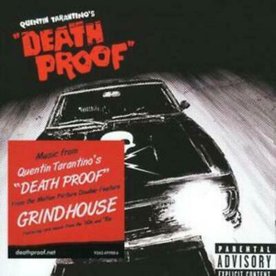 Various Artists : Quentin Tarentino's Death Proof CD (2007) Fast and FREE P & P
