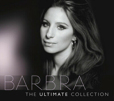 Barbra Streisand : Barbra: The Ultimate Collection CD (2010)