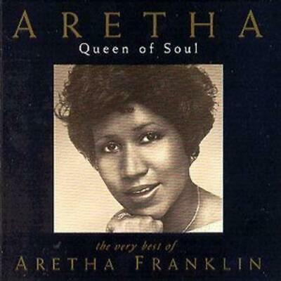 Aretha Franklin : Aretha: Queen of Soul: The Very Best of Aretha Franklin CD