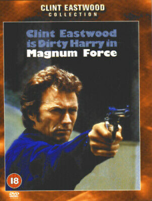Magnum Force DVD (2002) Clint Eastwood
