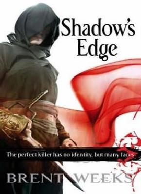Shadow's Edge: The Night Angel trilogy: Book 2 By Brent Weeks. 9781841497419