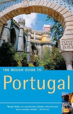The Rough Guide to Portugal (Rough Guide Travel Guides) By Mark .9781843534389