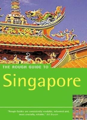The Rough Guide to Singapore (Rough Guide Travel Guides) By Mark Lewis