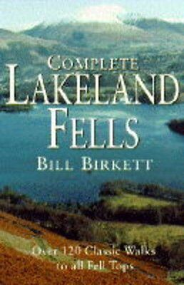 Complete Lakeland Fells By Bill Birkett
