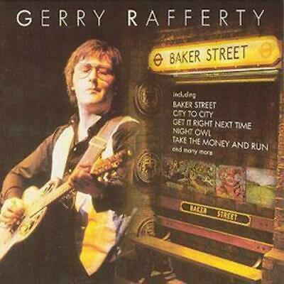 Gerry Rafferty : Baker Street CD (1998) Highly Rated eBay Seller, Great Prices