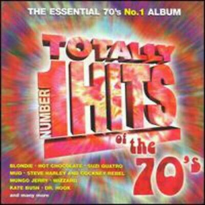 Various Artists : Totally Number 1 Hits of the 70s CD