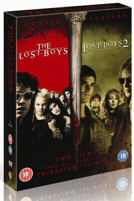 The Lost Boys/The Lost Boys 2 - The Tribe DVD (2008) Tad Hilgenbrink,