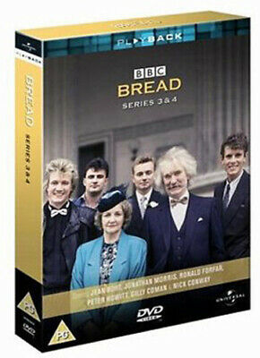 Bread: Series 3 and 4 DVD (2003) Jean Boht
