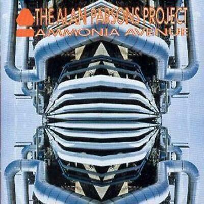 The Alan Parsons Project : Ammonia Avenue CD (1988)