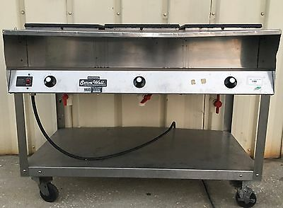 Vollrath 38103 - Servewell - 3 Well Food Warmer Steam Table