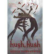 Hush, Hush by Becca Fitzpatrick (Paperback) New Book