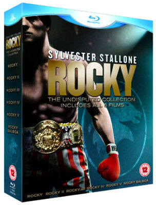 Rocky: The Undisputed Collection Blu-ray (2009) Sylvester Stallone, Chong (DIR)