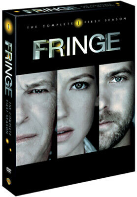 Fringe: The Complete First Season DVD (2009) Anna Torv cert 15 7 discs