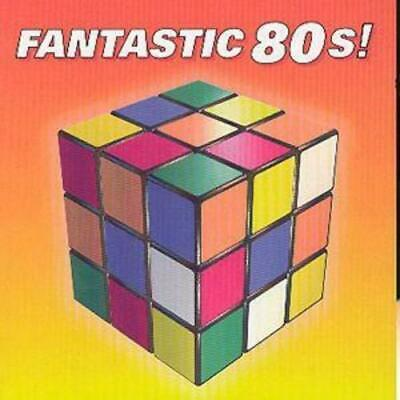 Various Artists : Fantastic 80s Vol.1 [Double CD] (2CDs) (1998)