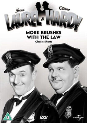 Laurel and Hardy Classic Shorts: Volume 20 - More Brushes DVD (2004) Stan
