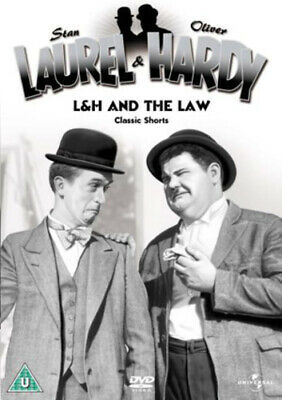Laurel and Hardy Classic Shorts: Volume 12 - Laurel and Hardy/Law DVD (2004)