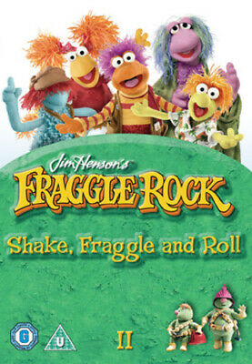 Fraggle Rock: Shake, Fraggle and Roll DVD (2005) Jim Henson