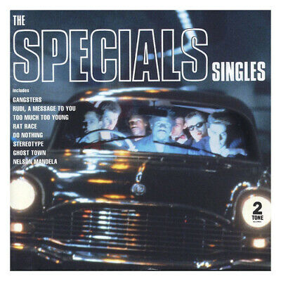 The Specials : Singles CD (1991) Value Guaranteed from eBay's biggest seller!