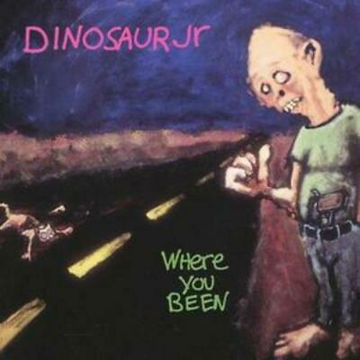 Dinosaur Jr. : Where You Been (Remastered and Expanded) CD (2006)
