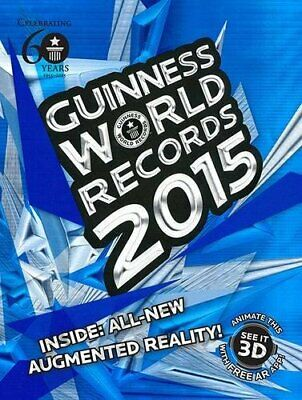 Guinness World Records 2015 by Guinness World Records Book The Cheap Fast Free
