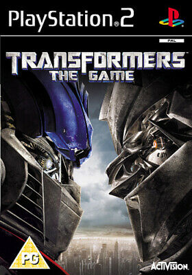 Transformers: The Game (PS2) PlayStation2