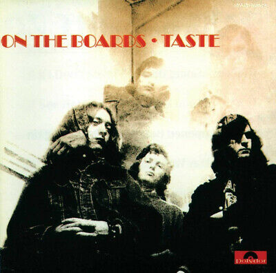 Taste : On the Boards CD (2000) ***NEW***