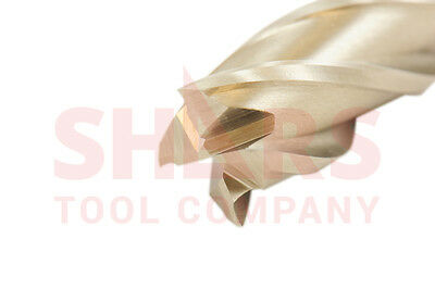 "SHARS 5/16"" x 3/8"" HSS 4 FLUTE SINGLE END MILL NEW"